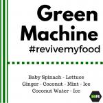 Green Machine Body Revival