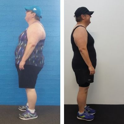 Transformation Challenge. 8 week health and fitness program. Body Revival Wollongong