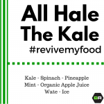 All Hale The Kale Body Revival