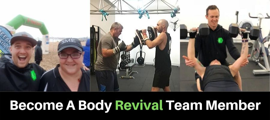 Live your dream and become a personal trainer right here in Wollongong. Body Revival is looking for passionate trainers to join our team.