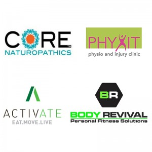 Body Revival, Phyxit, Core & Activate