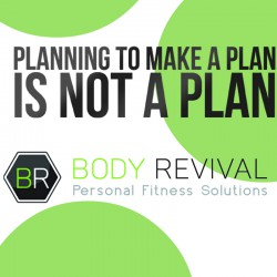 Make a personal plan and stick to it. We can help you create a fitness program that suits your personal needs