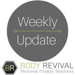 Personal Training Weekly Update